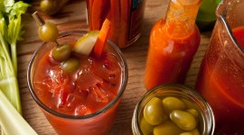 Bloody Mary Drink Photo Download
