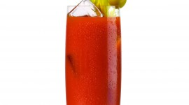 Bloody Mary Drink Wallpaper For IPhone#1