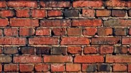 Bricks Desktop Wallpaper HD