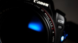 Canon Camera Desktop Wallpaper HQ