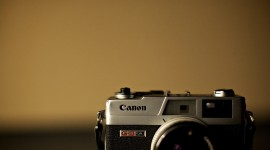 Canon Camera High Quality Wallpaper