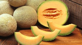 Cantaloupe Wallpaper Full HD