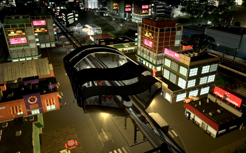 Cities Skylines Mass Transit wallpapers HD