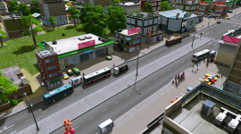 Cities Skylines Mass Transit Photo#1