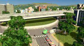 Cities Skylines Mass Transit Pics#1