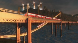 Cities Skylines Mass Transit Wallpaper Full HD