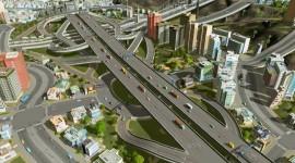 Cities Skylines Mass Transit Wallpaper#2