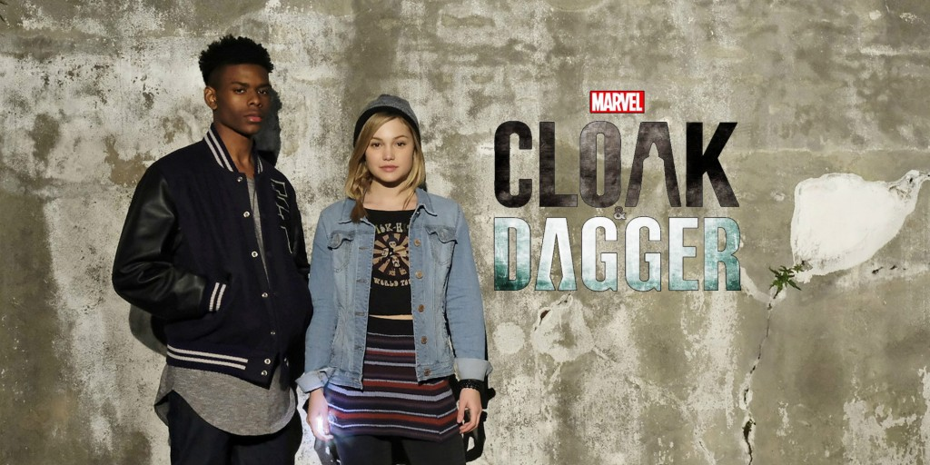 Cloak Dagger wallpapers HD