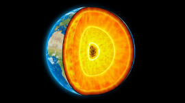 Core Of The Earth Wallpaper