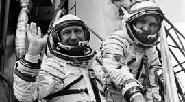 Cosmonauts Desktop Wallpaper HD