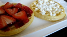 Cottage Cheese With Jam Photo Download