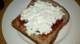Cottage Cheese With Jam Wallpaper#2