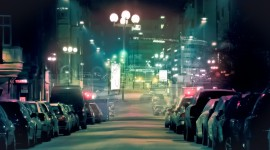 Crowded Road Wallpaper Gallery