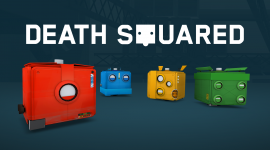 Death Squared Wallpaper For PC