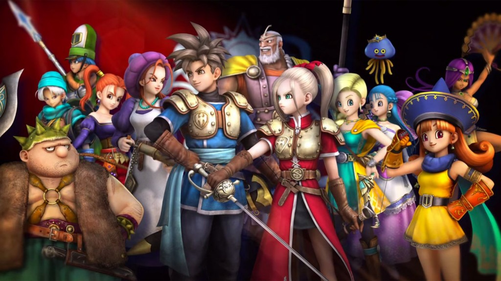 Dragon Quest Heroes 2 wallpapers HD