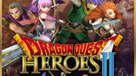 Dragon Quest Heroes 2 Wallpaper For IPhone