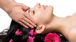 Face Massage Desktop Wallpaper HD