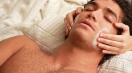 Face Massage Wallpaper Download Free