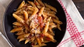 Fast Food Pasta Desktop Wallpaper