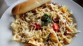 Fast Food Pasta High Quality Wallpaper