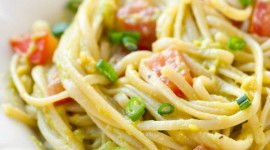 Fast Food Pasta Wallpaper For IPhone Download