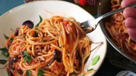 Fast Food Pasta Wallpaper HD