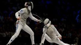 Fencing Wallpaper Background