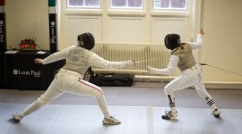 Fencing Wallpaper Download