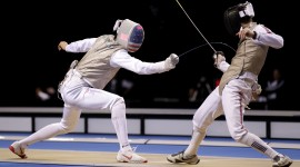 Fencing Wallpaper Download Free