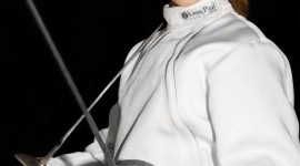 Fencing Wallpaper For IPhone