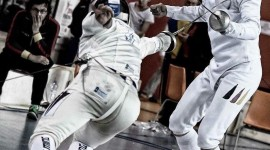 Fencing Wallpaper For IPhone Free