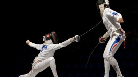 Fencing Wallpaper For PC
