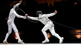 Fencing Wallpaper Free