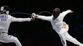 Fencing Wallpaper Full HD