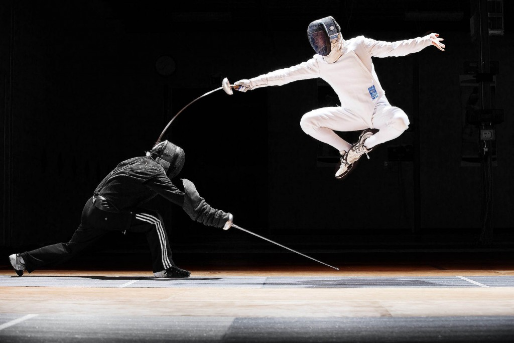 Fencing wallpapers HD