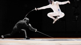 Fencing Wallpaper Gallery