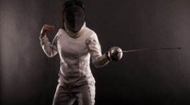 Fencing Wallpaper HD