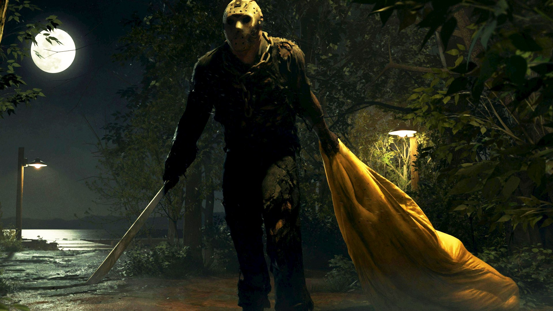 Friday the 13th wallpapers high quality download free - Friday the thirteenth wallpaper ...