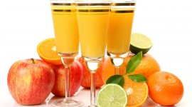 Fruit Drink Wallpaper For PC