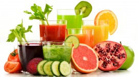 Fruit Drink Wallpaper Free