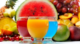 Fruit Drink Wallpaper Full HD