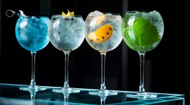 Gin And Tonic Wallpaper Free