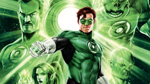 Green Lantern Emerald Knights wallpapers high quality