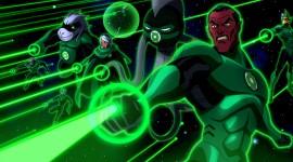 Green Lantern Emerald Knights Photo