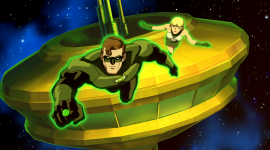 Green Lantern Emerald Knights Wallpaper HQ
