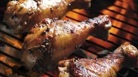 Grilled Chicken Wallpaper Download
