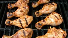 Grilled Chicken Wallpaper Download Free
