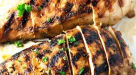 Grilled Chicken Wallpaper For IPhone Free