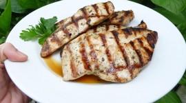Grilled Chicken Wallpaper Free