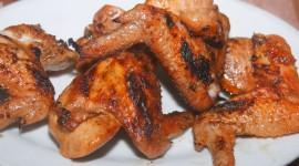 Grilled Chicken Wallpaper High Definition